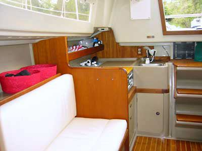 Keeping cost down was a priority on the Mark V, so the boat includes more ...