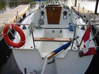 Unlike the Marks I to IV, the Mark V could be ordered with outboard power.